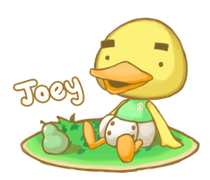 JOEY!!!! by xlolfishx