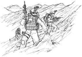 Mountain Patrol by i-am-thomas