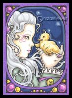 Nouveau Lt Blue And Duckling by natamon
