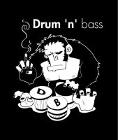 baboon drums by AdCe