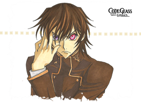 Lelouch by The-Tall-Midget