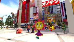 One Sunny Funny Day at Akiba by MamonFighter761