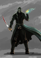 Dishonored (Corvo) by Ferroconcrete247