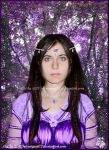 In the Purple Forest by 20Tourniquet02