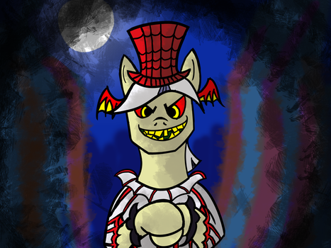 Carnival Cat by Werewolfnate