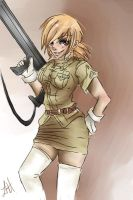 Seras Victoria by Internal-Disaster