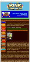 Blank Buttons - Sonic Generations Journal Skin by DrTrueBlueJS