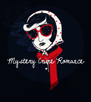 mystery crime romance by MagicToasters