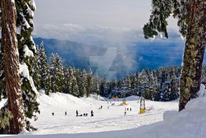 Mount Seymour 2 by Violet-Kleinert