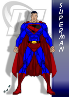 DC Comic's Superman: Variant by skywarp-2