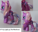 G4 Lily Lightly by SilverMoonbreeze