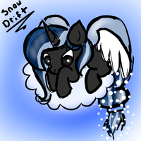 Snow Drift - For JenetiKitty by Summer-Solstace
