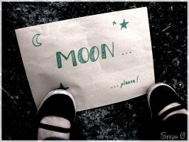 I want the moon by arti-chaut
