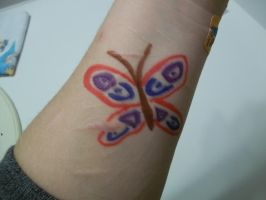 Butterfly Project 4 by Nessie905