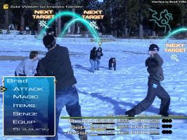 Final Fantasy 12 Interface by Sycleoth