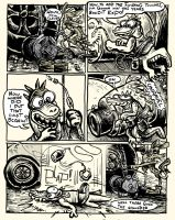 Real Gone Gator Page 4 by Jwbalsly