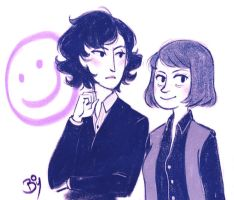 Sherlock Gender swap by Cheeky-Bee