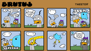Brutus 164 - Tweeter by chelano
