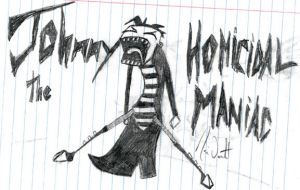 Johnny The Homicidal Maniac 2 by neo-the-foxycoon