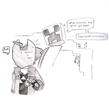 FArt: DAMN CREEPERS by tarukatheultimate