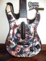 MY GH faceplate - Marvel vs Capcom 02 by EsseDue