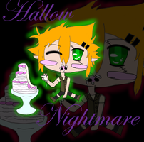 Chibi Hallow by XxSceneyBabayxX