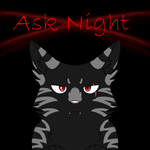 Ask Night by wolftail1999