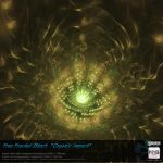 Free Fractal Stock - Organic Impact by Hexe78