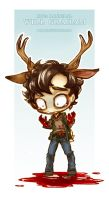 HANNIBAL - Little Deer by Sayael