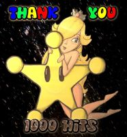 1,000 Star Hits by 2sweetthe2nd