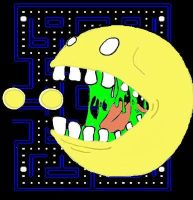 Pacman Zombie Dubstep by RichardXAnthony