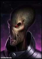 Alien Overseer by RogierB