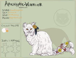 AW   Swallowpaw   Windclan Apprentice by Nermsters