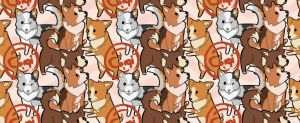 corgi wallpaper by re-flamed