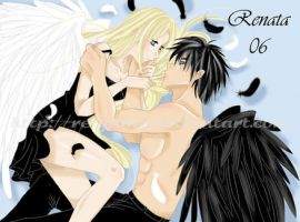 Original - Fallen Angels by Re-yume