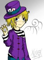 Cian- Mad Hatter by AdrianStreet