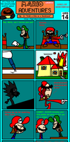 Mario Adventures No. 11 by Mariobro64
