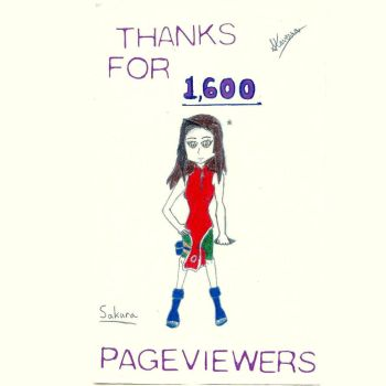 1,600PAGEVIEWERS by staverra