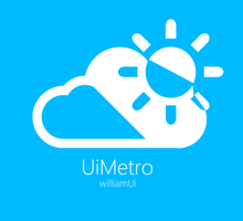 Metro Ui Cloud 1551x1413 by WilliamUI