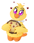 FNaF: Chica~ by Beckitty