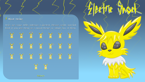 Jolteon12 by MikariStar