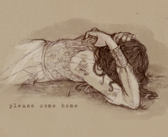 -Please Come Home- by HennaFaunway