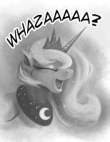 Luna Whazaaaa? by hattonslayden