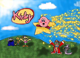 Kirby, Right back at Ya. by KateRdream123
