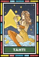 Tarot: The Star by dark-kingdom