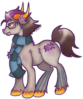 My little Eridan by Pony-UnTastic