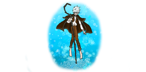 Jack Frost - RotG by Shaynihx