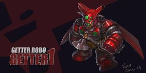 SD Fewture Getter Robo by kidchuckle