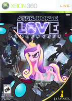 Star Horse: The Love Unleashed by nickyv917