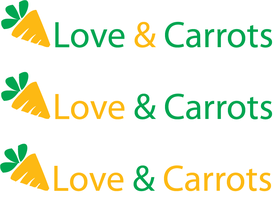 Love and Carrots Logo by KRONTM